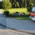 27-07-2020 - Ölaustritt - technischer Defekt an Traktor