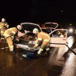 13-08-2020 - gemeldeter Fahrzeugbrand - Turboschaden