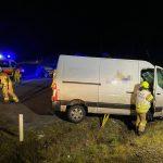 05.12.2020 - Verkehrsunfall - Fahrzeugbergung