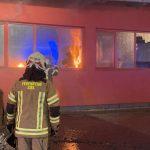 07.12.2020 Großbrand im Stadtzentrum Wörgl