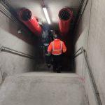 20.04.2021: Tunnelbegehung Umfahrungstunnel Bruckhäusl