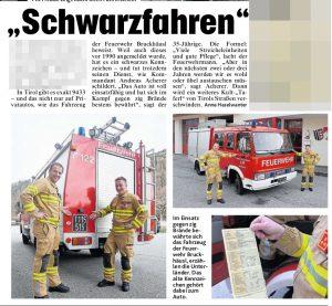 Bericht in der Kronenzeitung.